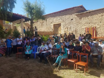 ACCESOS: Ruta de aprendizaje hace su primera parada en Camargo
