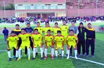 Alemán debuta hoy, en Camargo, por la Copa Simón Bolívar de fútbol