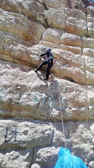 Alpinistas reconocerán el sexto cañón para evaluar deportes extremos