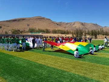 Arranca la Copa de Clubes Campeones de fútbol de las Pampas de los Cintis