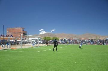 Arranca la liga de clubes campeones de las pampas de los Cintis