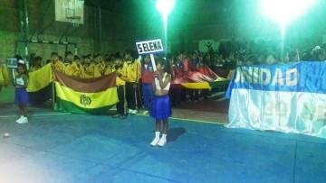 Arrancaron los juegos plurinacional de primaria de Villa Charcas