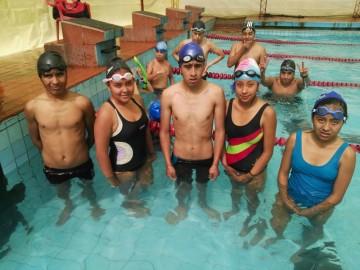 Atletas de Camargo se preparan en Sucre de cara a los Pluris