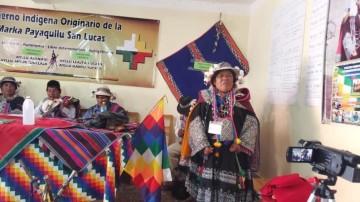 Ayllus de San Lucas elegirán séptimo concejal este domingo 16