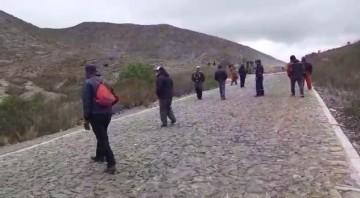 Bloqueo de camino deriva en enfrentamiento de Culpina con Villa Charcas e Incahuasi