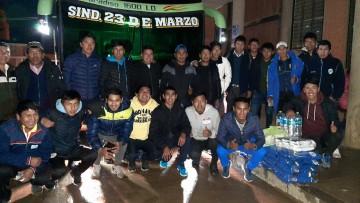 """Boca Juniors de Villa Charcas quiere """"avanzar los más lejos posible"""""""