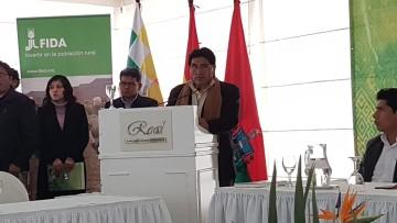 Bolivia coordina encuentro internacional en adaptación al cambio climático