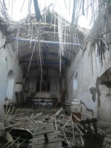 Buscan financiamiento para restaurar templo San Juan del Oro