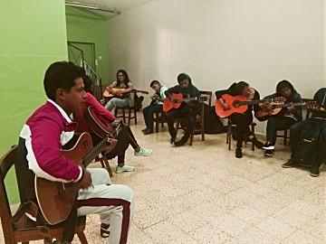 Camargo: Centro Cultural se estrena con espectáculo junto a la Unesbol