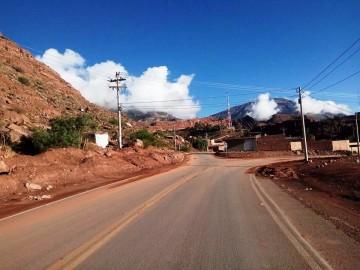 Camargo cerrará temporalmente carretera hacia Potosí y Tarija