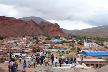 Camargo: Feria, motocross y maratón en aniversario de la Policía