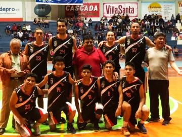 Camargo: Hoy se juega la final del torneo de básquet damas y varones