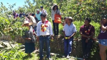 Camargo introduce 140 hectáreas bajo riego con tres proyectos