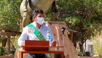 Camargo pide a la Gobernación la provisión de 30 tanques de oxígeno