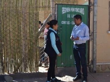 Camargo: Privados de libertad de carceleta piden horno para hacer pan