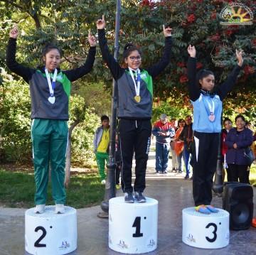 Camargo, San Lucas y Culpina gana plazas en ciclismo y ajedrez