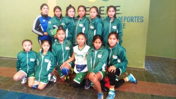Camargo y Villa Charcas sufren duras derrotas en básquet y voleibol