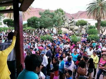 Camargueños en Tarija entregarán dinero en el Día de Reyes