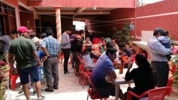 Camargueños en Tarija invitan a la segunda kermesse este domingo