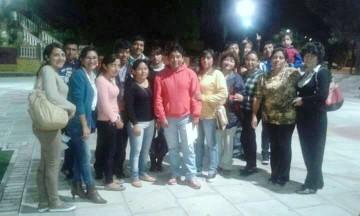 Camargueños en Tarija realizarán kermesse pro refacción de templo