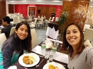 Camila, argentina hija de culpineños, participa en la Olimpiada Matemática de Argentina