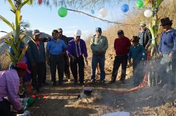 Camino Abra Sumaya-Marca de Culpina beneficia a 35 familias