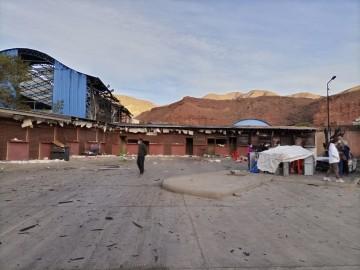 Comerciantes reciben compensaciones económicas por daños de explosiones