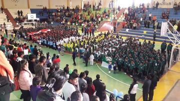 Comienza los VIII Juegos Deportivos de los Cintis en Culpina
