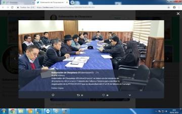 Comisión de alto nivel define apoyo del Gobierno para la Fenavit