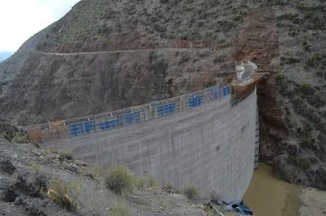 Comunarios de Cabrería esperan entrega oficial de represa para riego