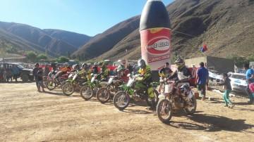 Convocan a competir en el circuito de motos de Malcastaca