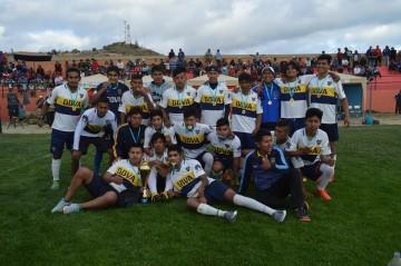 Copa de las Pampas de los Cintis: Boca de Villa Charcas es campeón