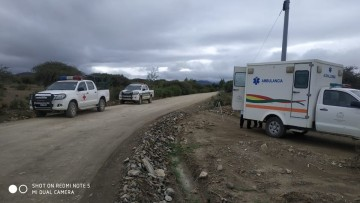Corona virus: Instalan punto de control en el camino Saladillo-Sajlina