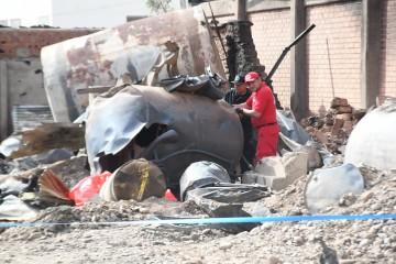 Cortocircuito habría provocado el incendio en el campamento del Sedcam