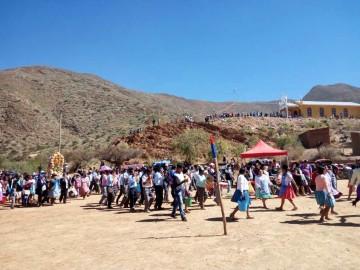 Crece la presencia de devotos en la festividad de San Lorenzo