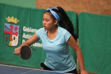 Cruz y Calizaya clasifican a la preseleccción boliviana de tenis de mesa