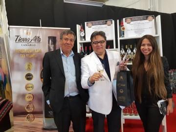 Cuatro empresas de los Cintis participan en el Festival Vinos Singanis & Sabores
