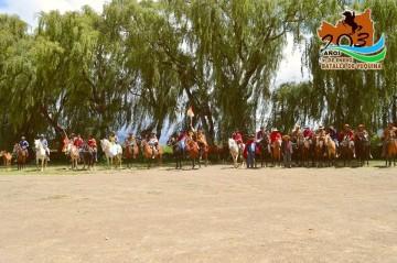 Culpina conmemora hoy los 204 años de la batalla de Yuquina