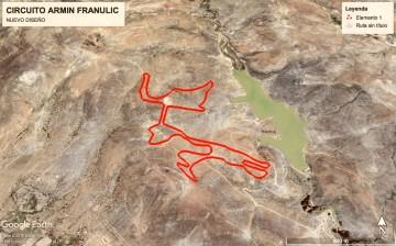 """Culpina convoca al circuito de automovilismo """"Armin Franulic"""""""
