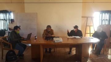 Culpina decreta cierre de la tranca de Huayco Pujyo por tres días