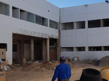 Culpina: Difieren entrega del hospital de segundo nivel para septiembre