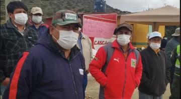 Culpina, Incahuasi y Villa Charcas amplían vigilancia a 24 horas