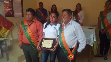 Declaran Hija Predilecta de Las Carreras a la atleta Daniela Benítez