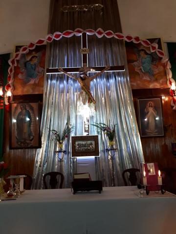 Devotos del Señor de Pilaya se preparan para celebrar a su Patrono