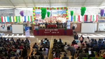 El CAI Departamental reúne a unas 250 personas en Villa Abecia