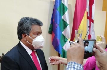 El camargueño Wilson Tito es el nuevo fiscal departamental de Tarija