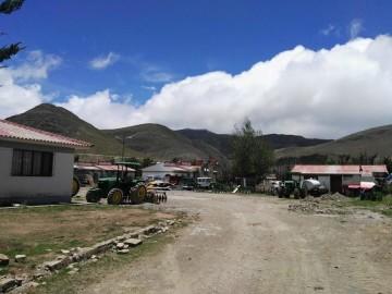 El Centro covid de Incahuasi trabajará con personal exclusivo