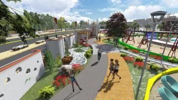 Uso del terreno del Parque Municipal para nuevo colegio divide a camargueños