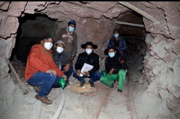 Empresa minera anuncia explotación de cobre en Villa Abecia