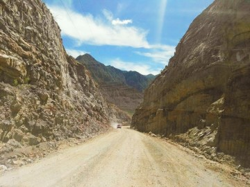En marzo habrá inspección a la Ruta Juana Azurduy de Padilla